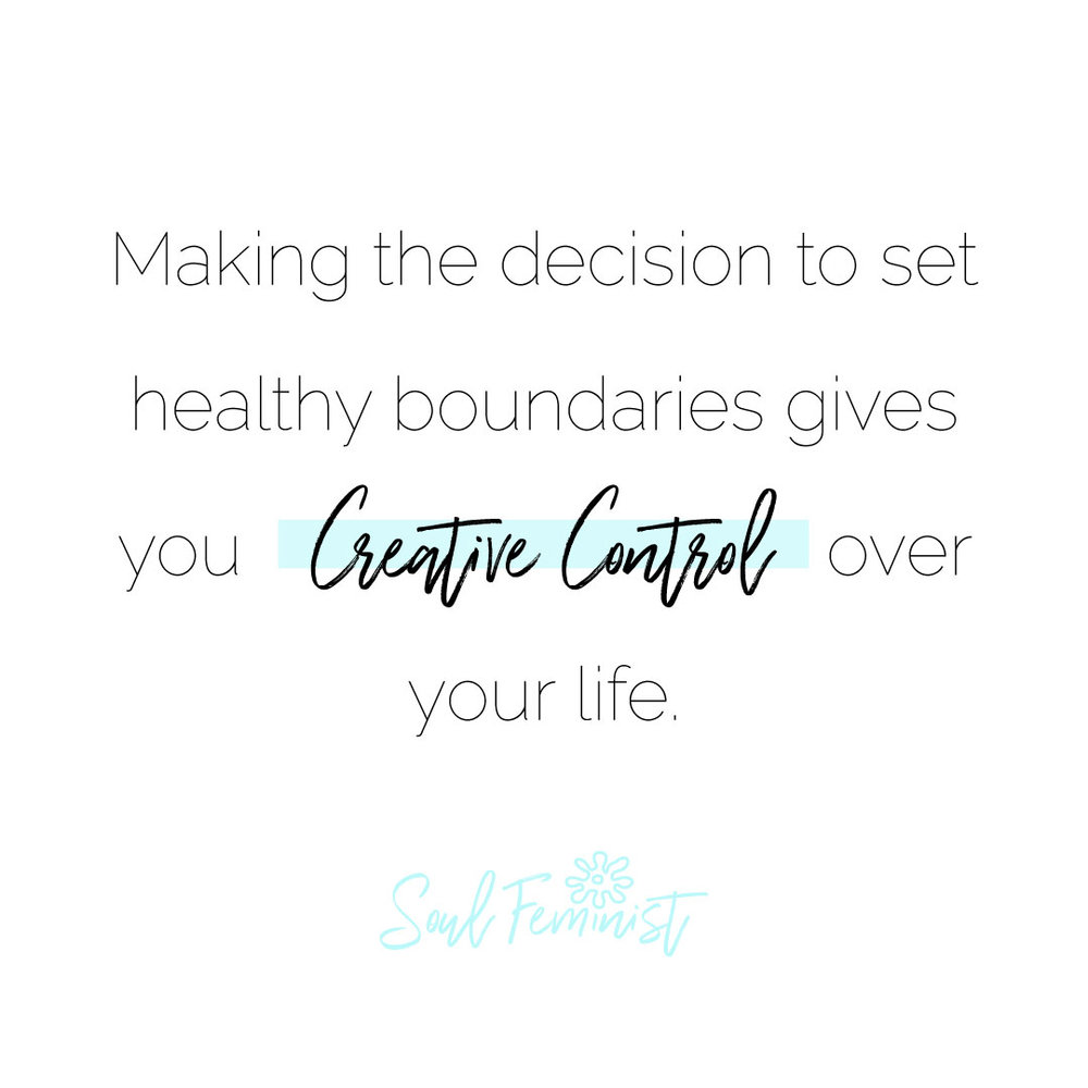 Reclaiming Your Time: How to Set Healthy Boundaries Creative Control