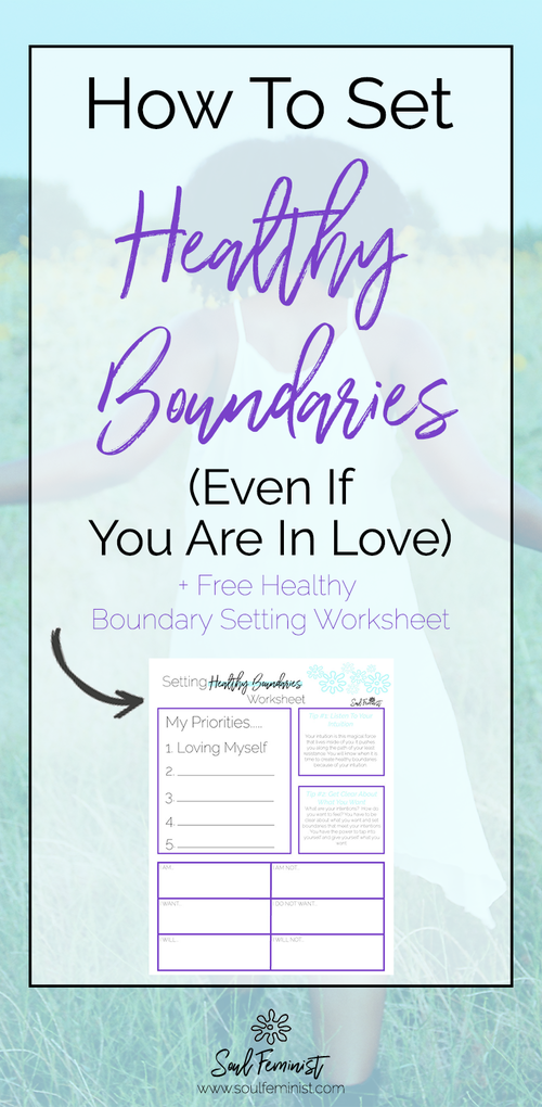 Reclaiming Your Time How To Set Healthy Boundaries Even If You Are