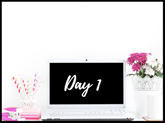 Day 1 - Learn how to get clear on what you do best