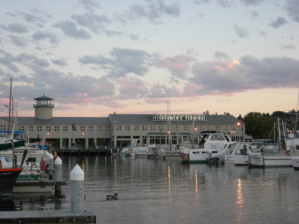 Fisherman's Terminal serves more than 600 vessels and the Seattle-based fishing fleet accounts for 85% of the seafood harvest in Alaska and 50% of our nation's seafood catch.