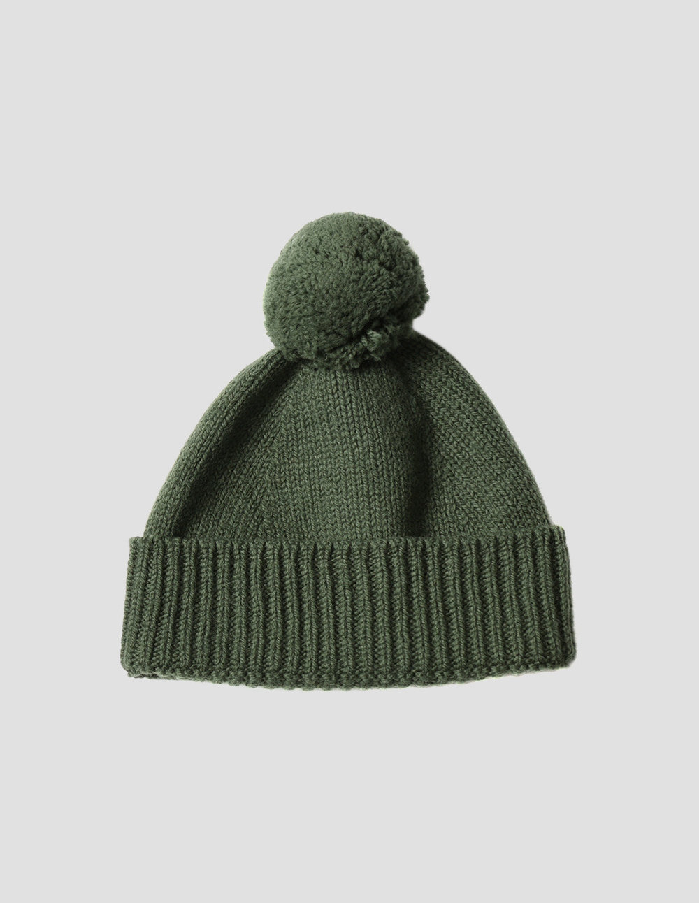 A winter warmer - It may be a gift done-to-death—ever since your parents dressed you and your siblings in matching bobble hats and pushed you outside—but we're sensing a comeback with this 100% wool classic from British designer Margaret Howell. We love this understated green number, but it also comes in grey and black.£45 from Margaret Howell