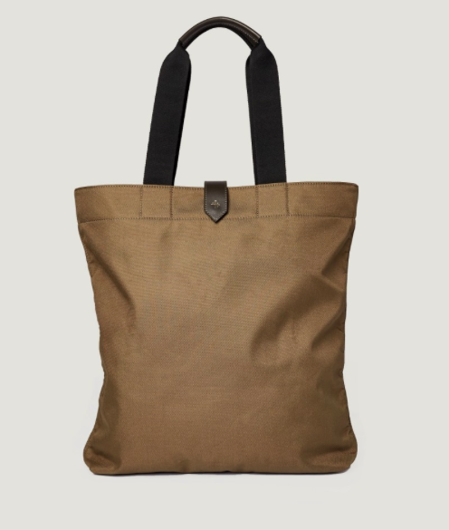 A bag of tricks - Like you learned at Boy Scouts, be prepared. The Everywhere Canvas Tote from MAP is a versatile, waterproof and highly resistant bag that rolls up to the size of a compact umbrella when not in use (it could also double-up as a stocking this Christmas, with plenty of space to stash additional gifts). Sold by the chaps at Trunk Clothiers in Chiltern Street, London, we suggest you pop-by in person to make your pick.£120 by MAP, sold at Trunk Clothiers