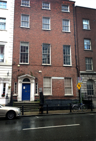 1967-69: Denmark St. Tech, the school that Aidan Gill attended