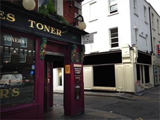 1969–71: Bowler Hat Barbershop, Aidan's first apprenticeship