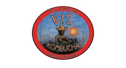 KIS Kombucha - CRAFTSBURY, VTKombucha is a fermented tea beverage that originated in China over 2,000 years ago. The wisdom of fermented foods and rejuvenated teas migrated to surrounding cultures before becoming a nearly lost tradition. In an effort to create a light and refreshing kombucha, one even your kids will enjoy, we've come up with a simple recipe using only the finest sourced ingredients. Every bottle contains live probiotics and enzymes, and is rich in amino acids and antioxidants. Our kombucha is microbrewed in small batches in northern Vermont. We hope you enjoy this locally made beverage. And remember . . . Keep It Simple.
