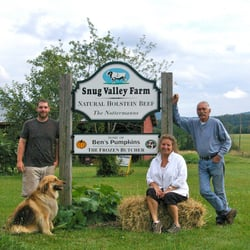 Snug Valley Farm - EAST HARDWICK, VTWe have been raising grass-fed steers in Vermont since 1989. Throughout our farming history, starting in 1974, Snug Valley Farm had always raised pigs for family and friends. Snug Valley has expanded our pastured-raised heritage breed pork numbers so we can meet growing demands of retail, farmers' markets and wholesale customers. We look forward to supporting and being part of MoCo.