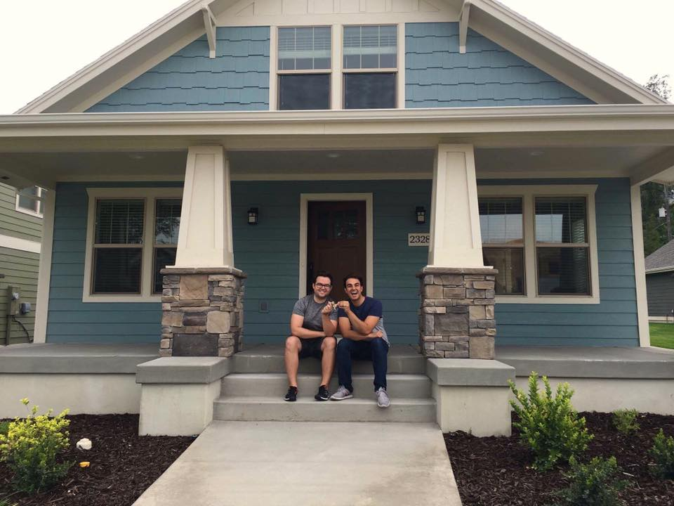 HOMEOWNER - I call Ogden my forever home. I chose to live here because I believe in Ogden and its many possibilities.