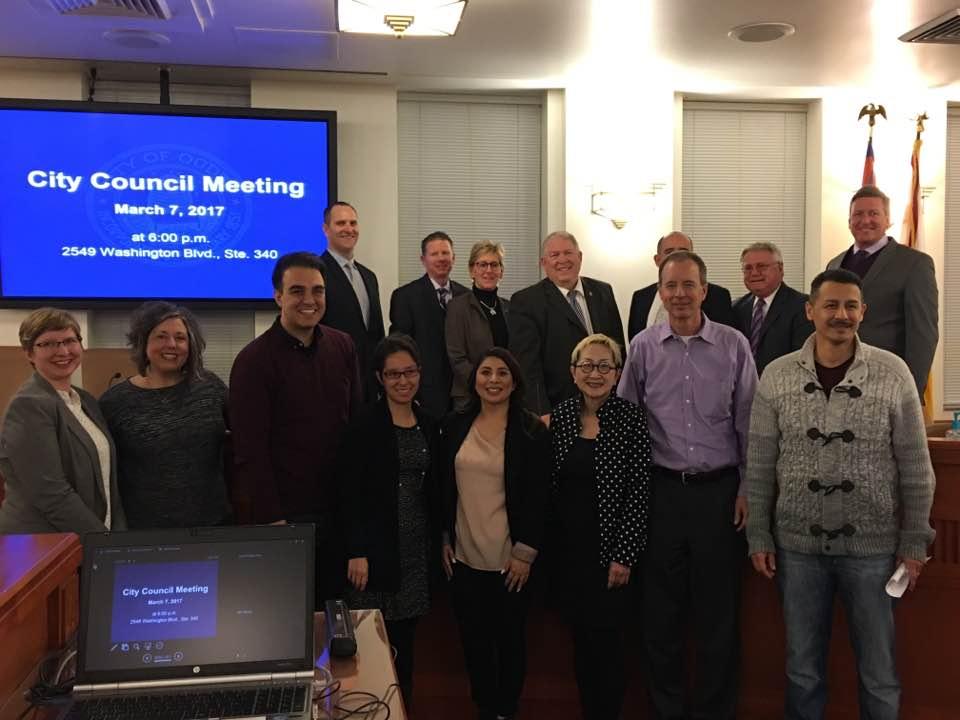 The Ogden Diversity Commission, Photo Credit Monica Hall
