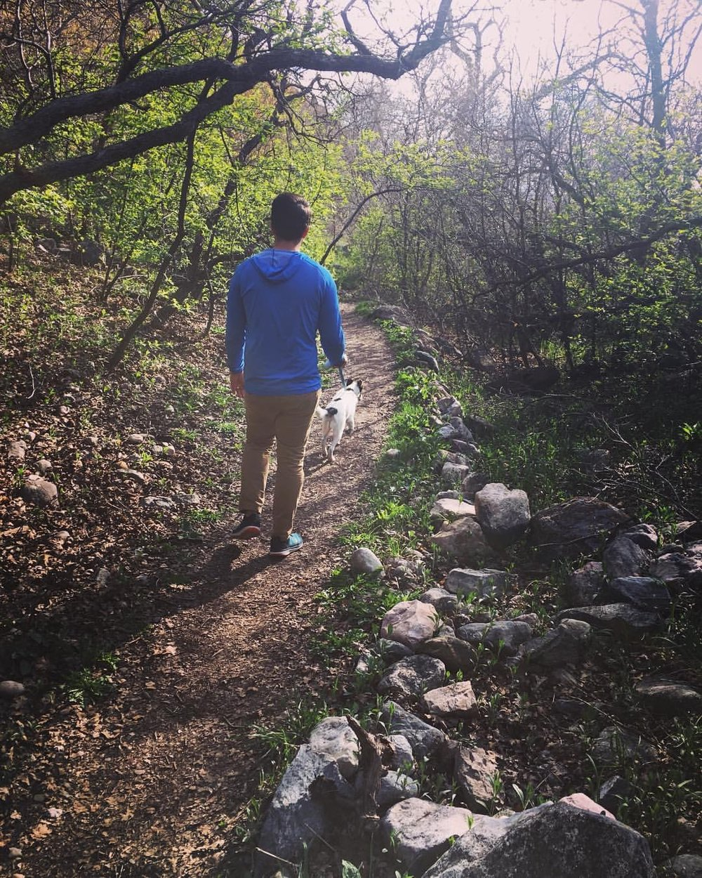 lover of our trails - Hiking our beautiful Ogden trails is on of my favorite things to do!