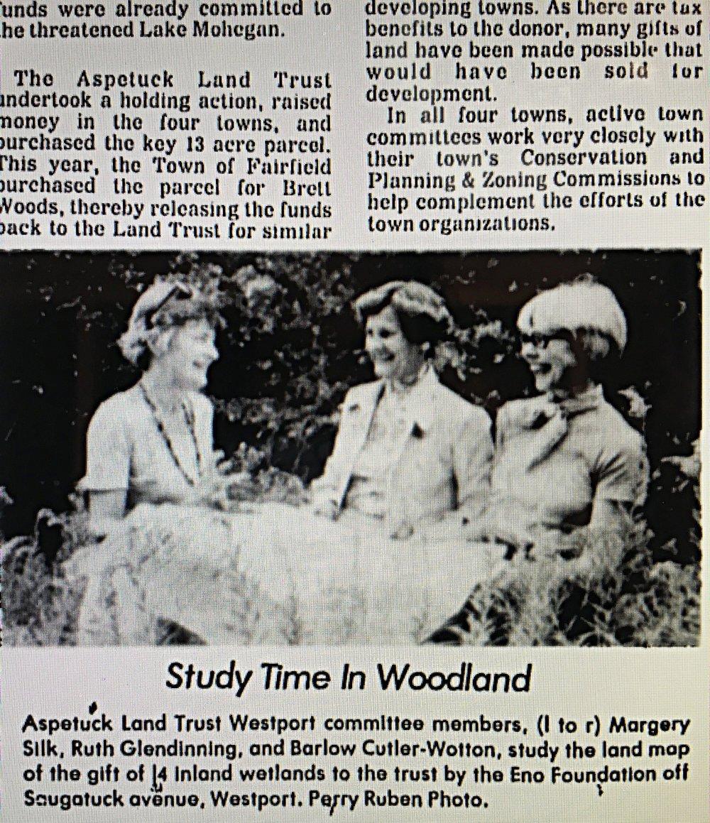 Margery Silk, Ruth Glendinning, Barlow Cutler Wotton.jpg