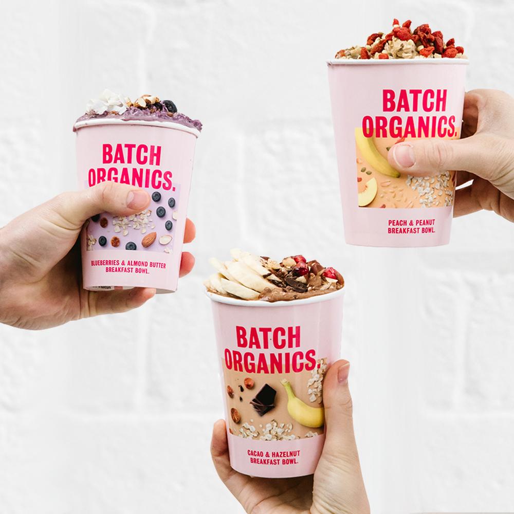 TASTE wins Batch Organics brief! -