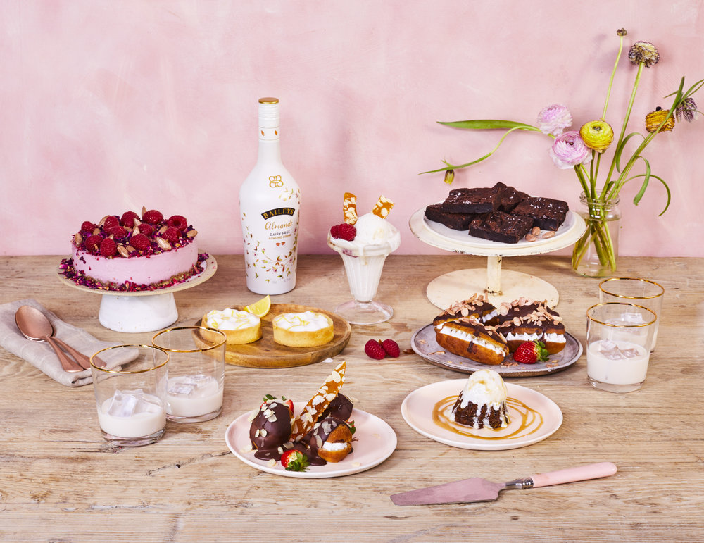 Finally! Now free-from and vegan treat-seekers can try the ultimate indulgence -