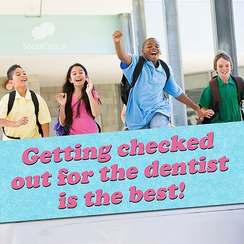 Now is the perfect time to schedule an appointment for your child to have his/hers preventative check up before the new school year !  #AbadinDental #eliteprovider #invisalign #callusnow #generaldentist #cosmeticdentist #coralgables