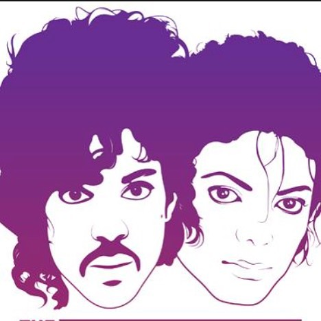 Ok, ya'll know this question was inevitable! #prince or #michael ??? Image: #theprinceandmichaelexperience