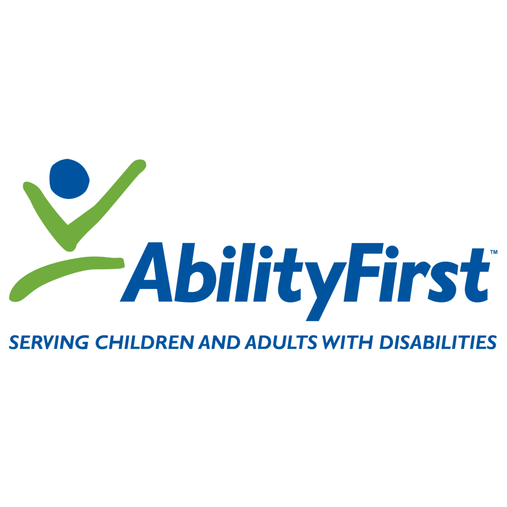 AbilityFirst - AbilityFirst provides a variety of programs designed to help people with disabilities achieve their personal best throughout their lives.  We do this by: creating targeted programming to help an individual successfully transition from childhood to adult life; providing employment preparation, training, and experience; building social connections and independence; and, offering both our participants and their caregivers an opportunity to refresh and recharge through our recreational activities.