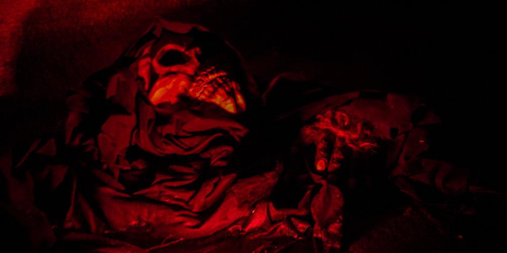 Secret Series:NIGHT TERRORS -