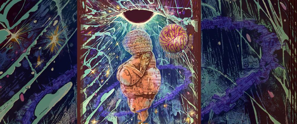 Vênus Negra apresenta stoner rock com atmosfera cósmica