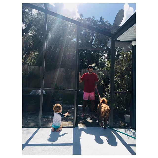 Sunny weekend finally!#nomorerain #thefam #weekendvibes