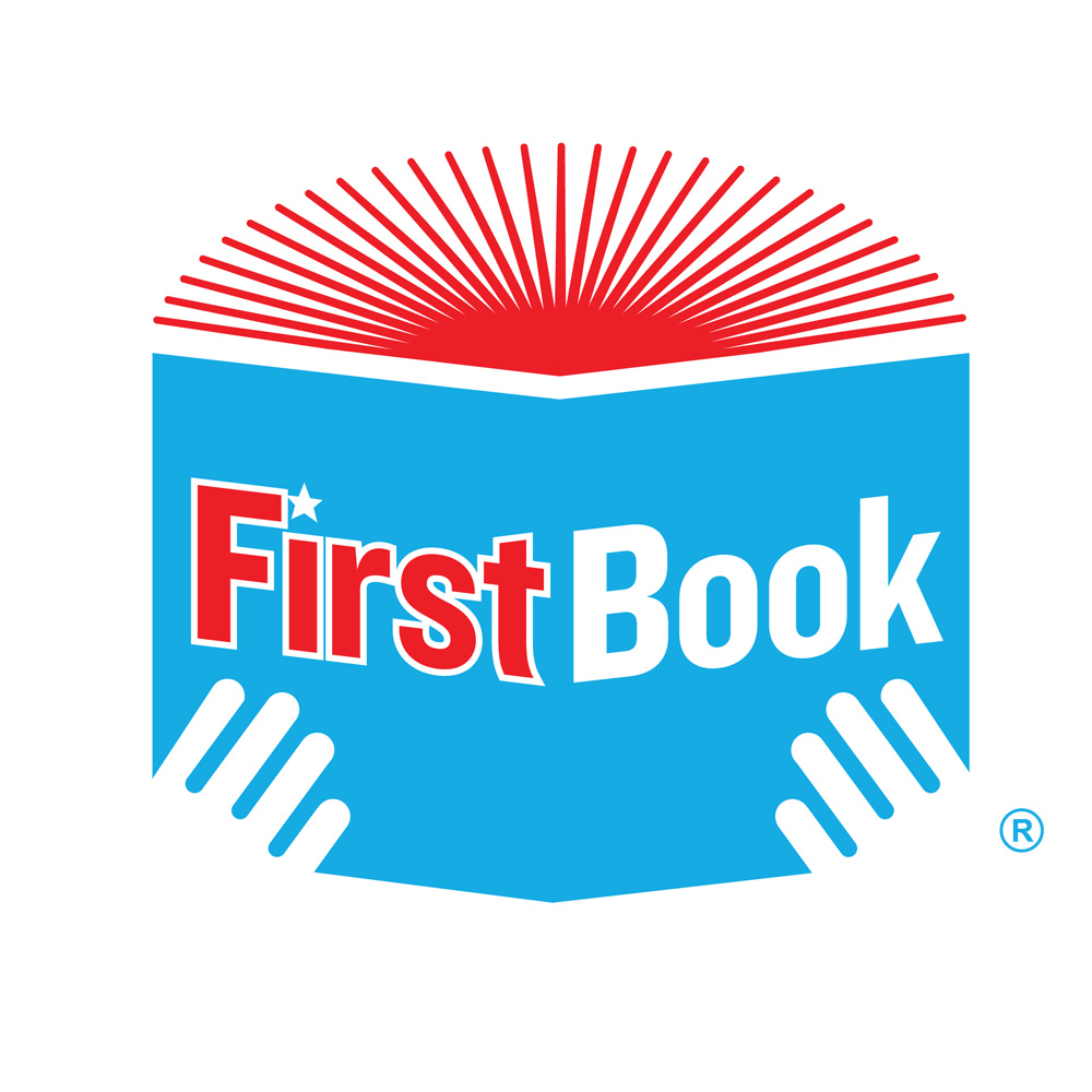 First Book's original logo, not created by me.