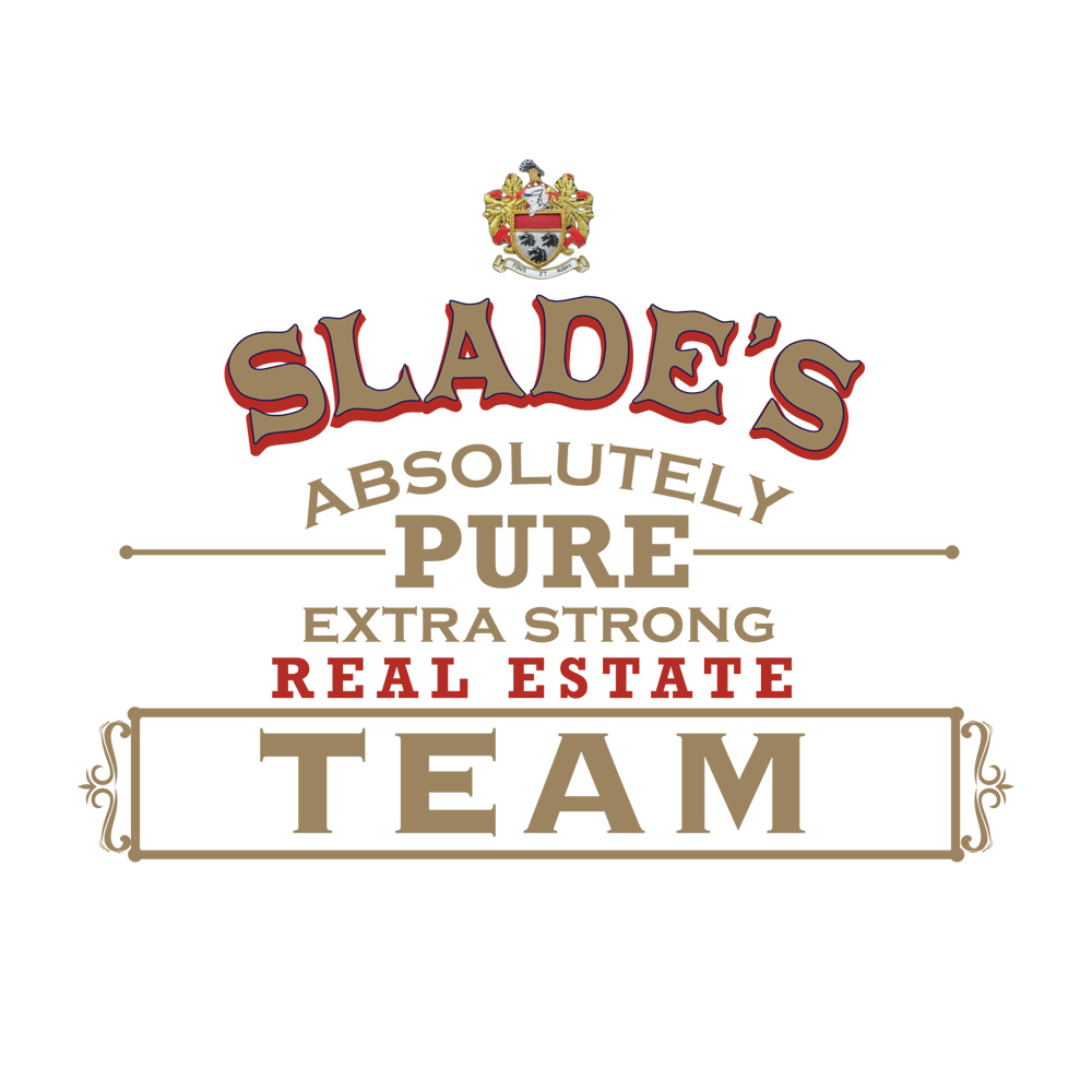 Latest version of Slade's logo