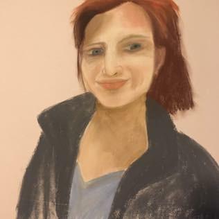 Portrait by Alexandra Herr (May 2017)