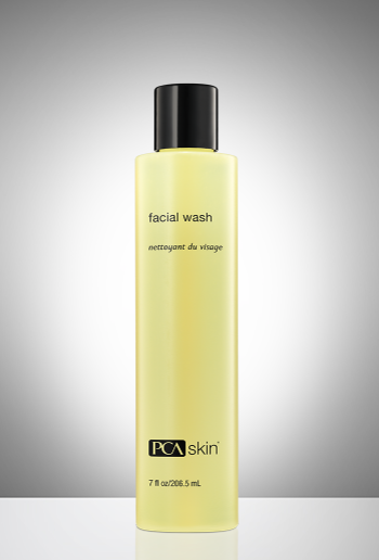 Facial Wash  ®  net wt 7 oz / 206.5 mL