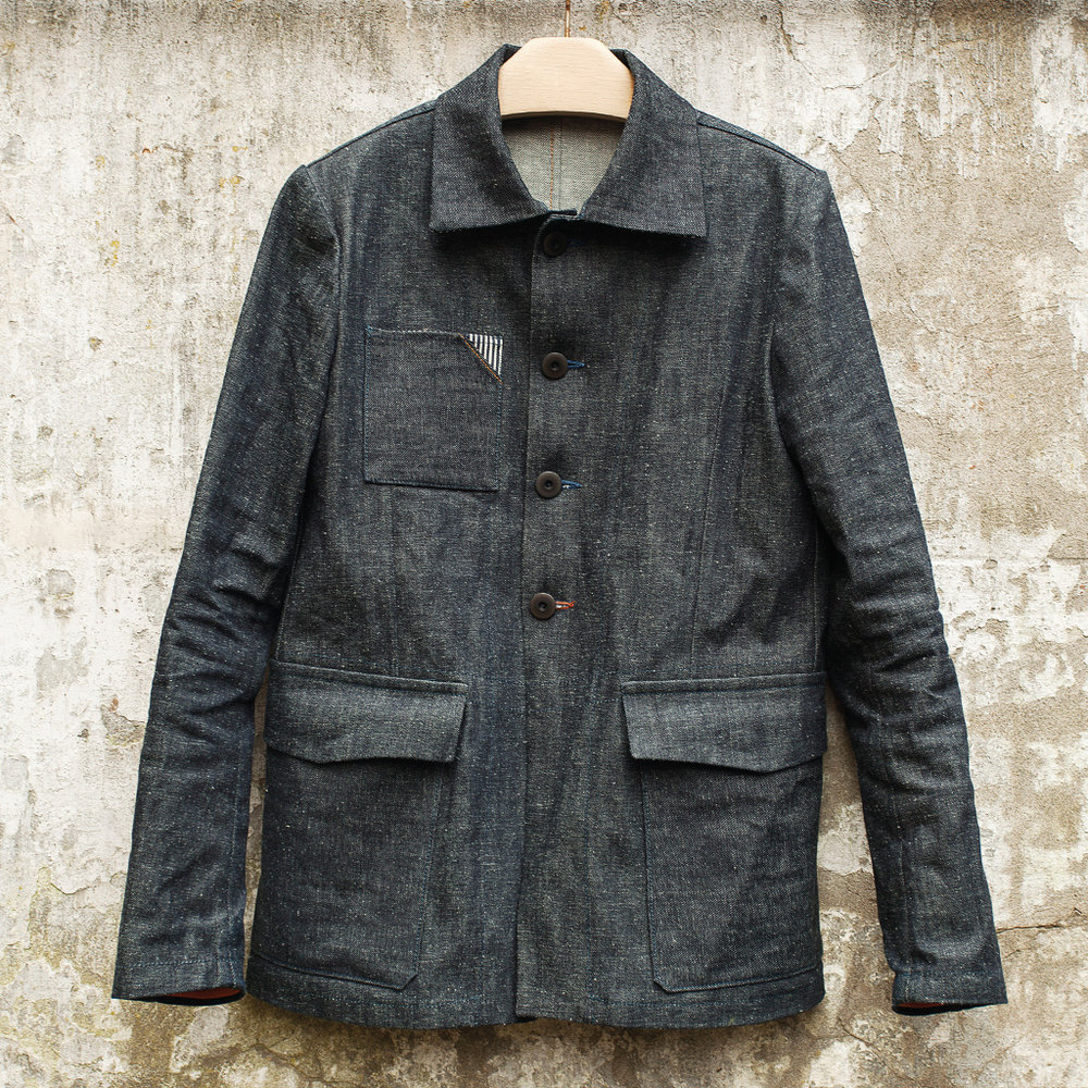 Tailored Workers Coat