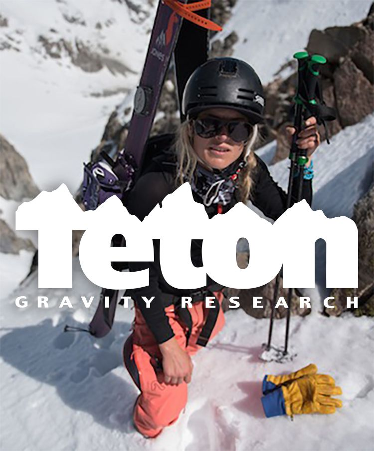 Halina Boyd Shreds Tallest Peak in Wyoming & Tackles Climate Change:   Teton Gravity Research / Winter 2017
