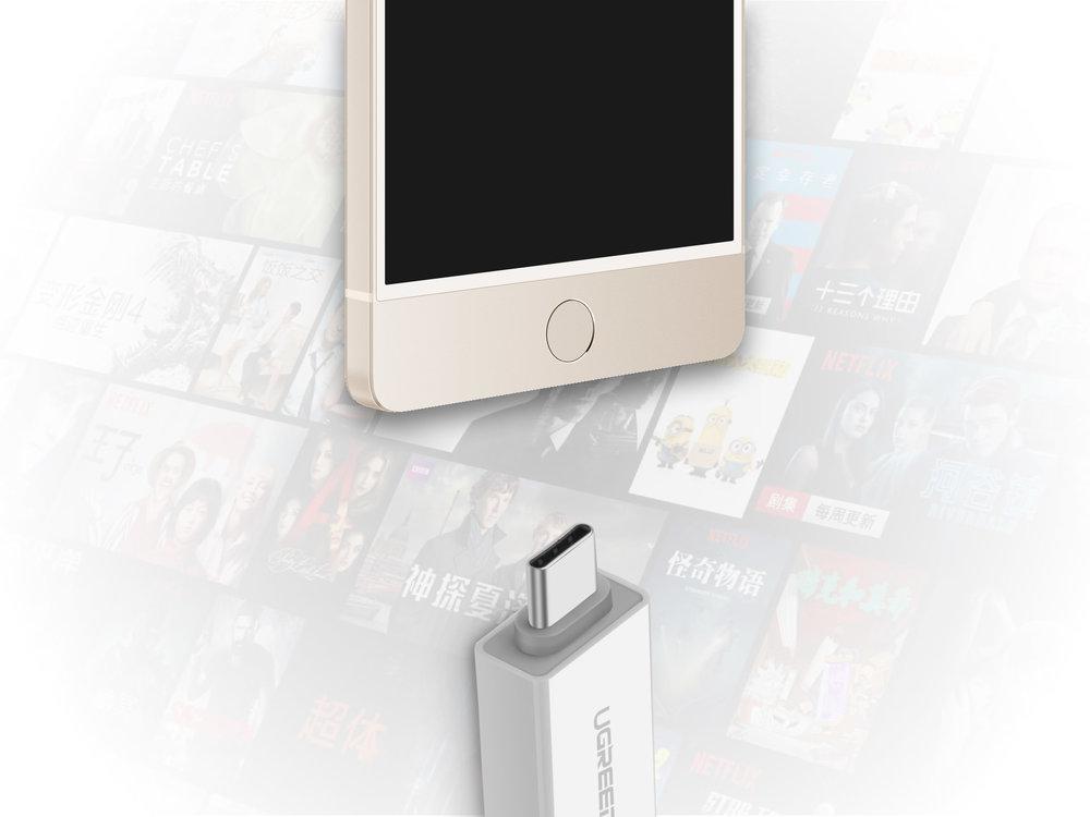 手机直连U盘,备份数据快速可靠,音乐影片不再霸占空间
