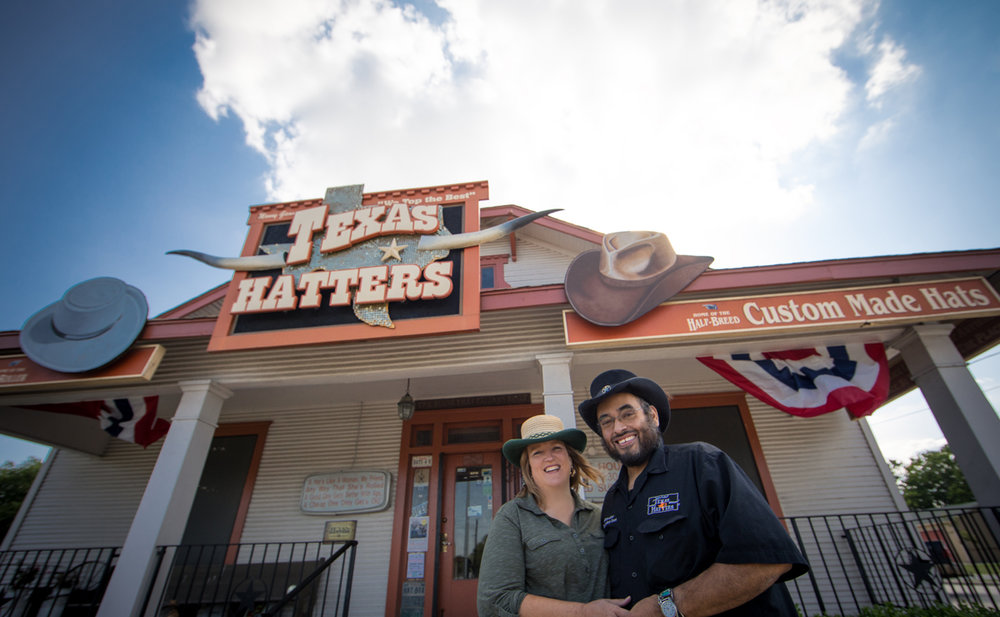 Texas Hatters  / Lockhart, Texas