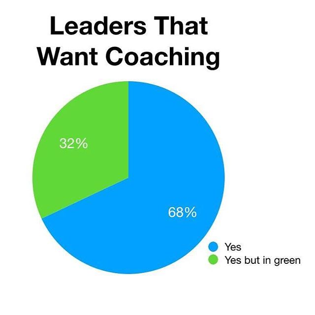 "I performed a new study recently on Coaching. The stats were shocking! 😮  I asked a group of emerging leaders, ""Do you want coaching""...see below for the breakdown. 🔥You see, 62% said yes...the other 38% also said yes. A solid colored pie chart just didn't look cool, so I got creative. 🔥  The fact is, your leaders want and need coaching. And the best coaching brings a NEW PERSPECTIVE. This is why an external coach is the way to go for maximum impact.  At Hitch Studio, we provide the following types of coaching: ✅ Leader Basics ✅ Emerging Leaders ✅ Teams ✅ Leaders and Teams in Transition ✅ Speak Like A Pro for leaders  It's probably time to take your leadership to the next level with a program built from experience. We can help!  Schedule a FREE 30-minute call today!  https://calendly.com/peteralynch/leadership-coaching  #leadership #coaching #talent #talentdevelopment #statistic #people #storytelling #speaking #team"