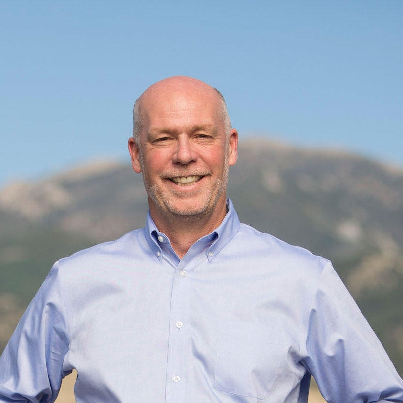 GREG GIANFORTE* (R)   Find out more at:  www.GregforMontana.com