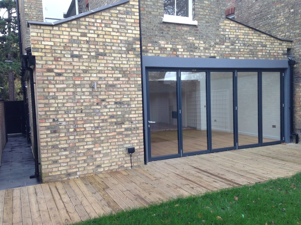 sliding doors extension