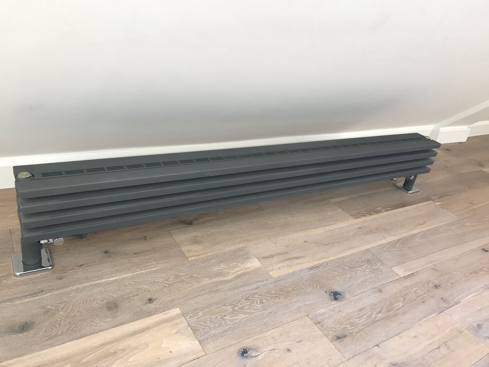 low level radiator