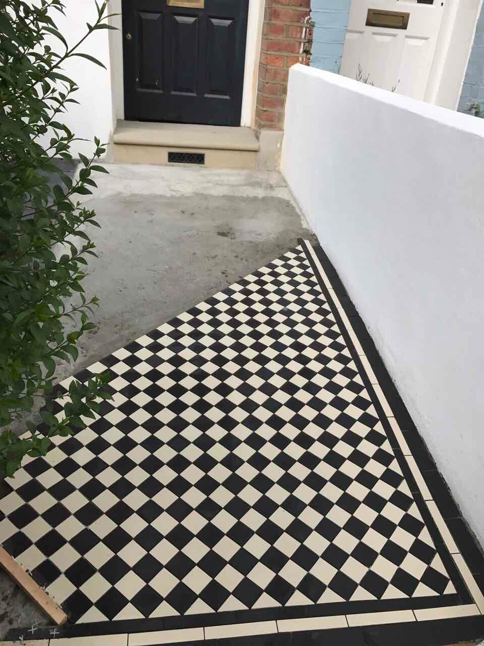 Tiled floor 3