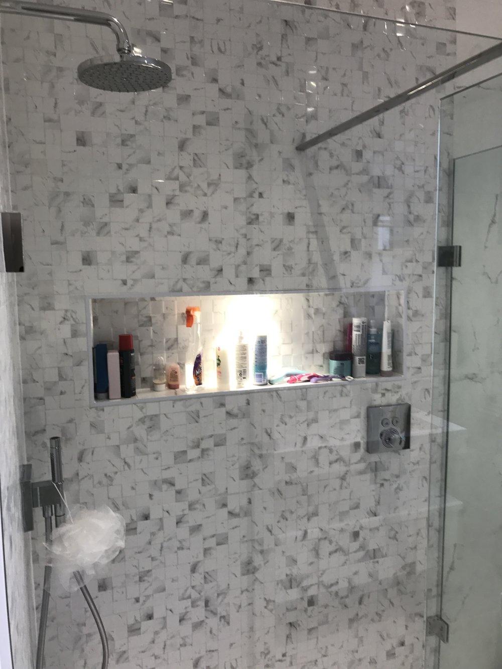shower work