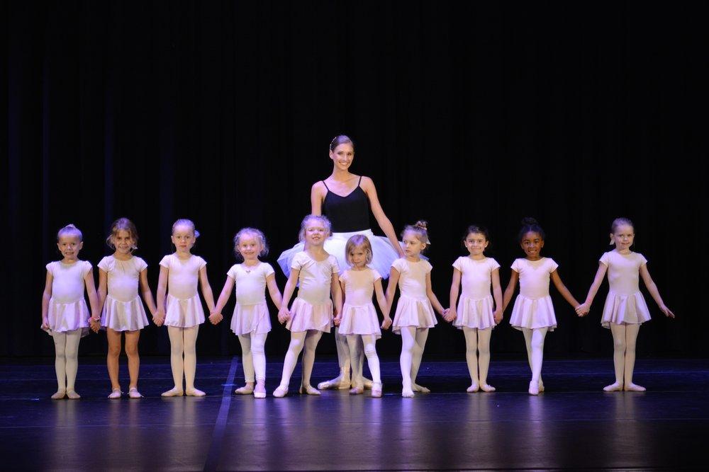 Pre-Ballet Division