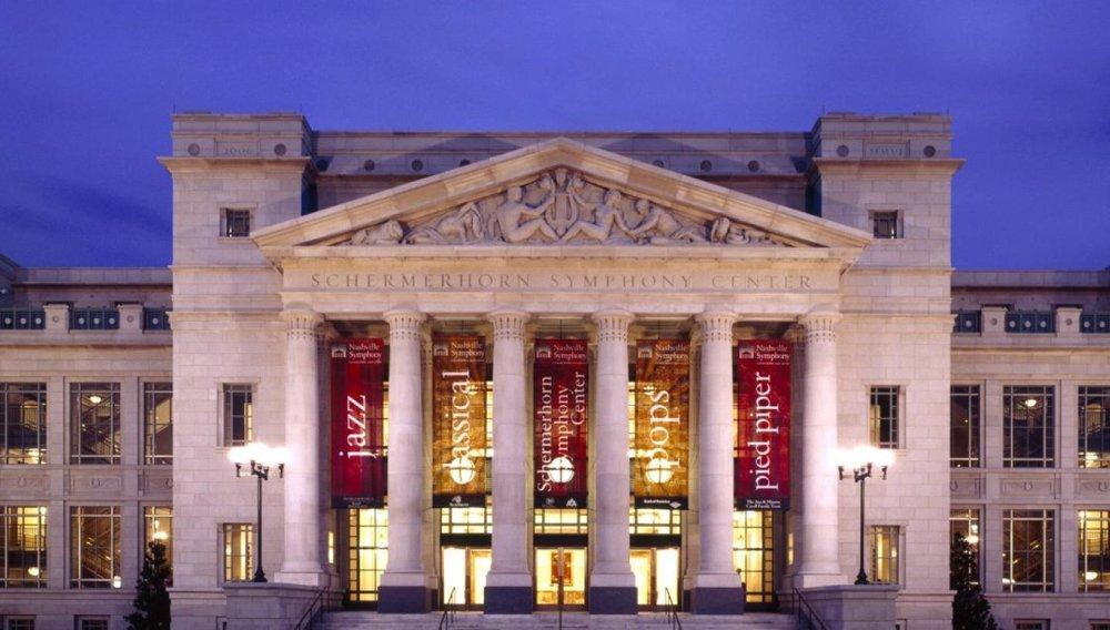 Nashville Symphony Center