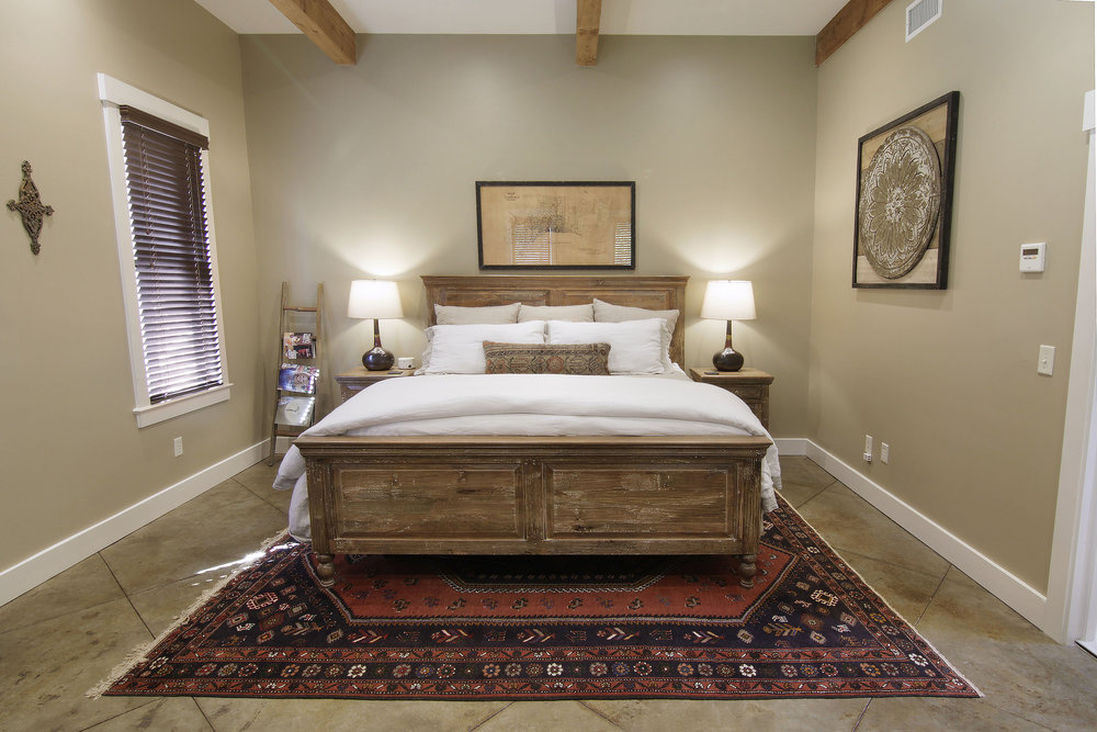 Luxury King Bed