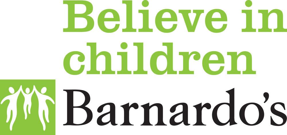 barnardos charity logo