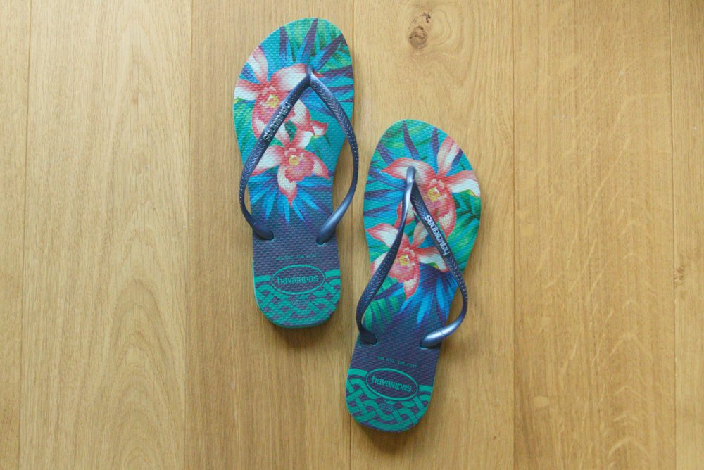 slim tropical Havianas from Schuh