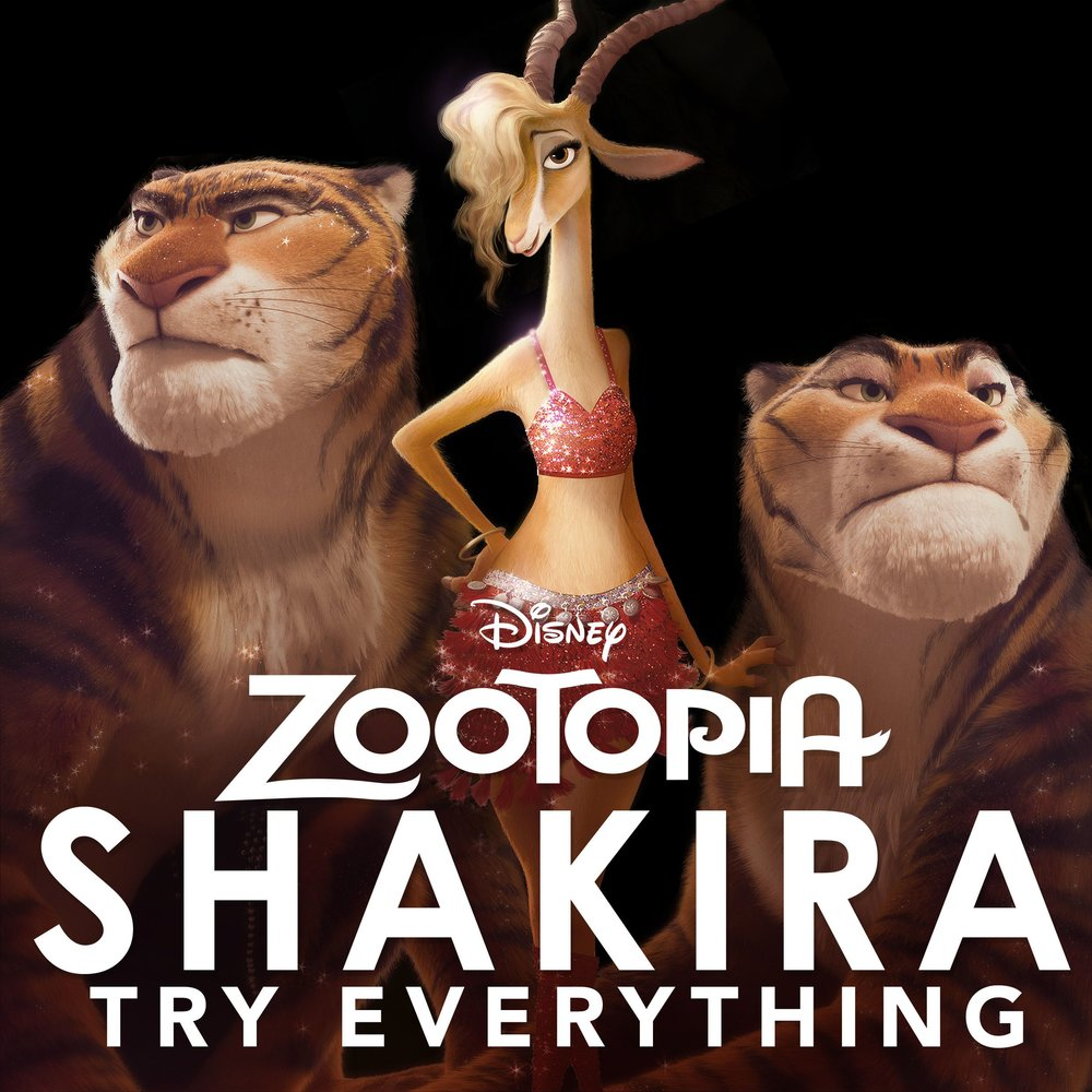 Try Everything ,  Shakira