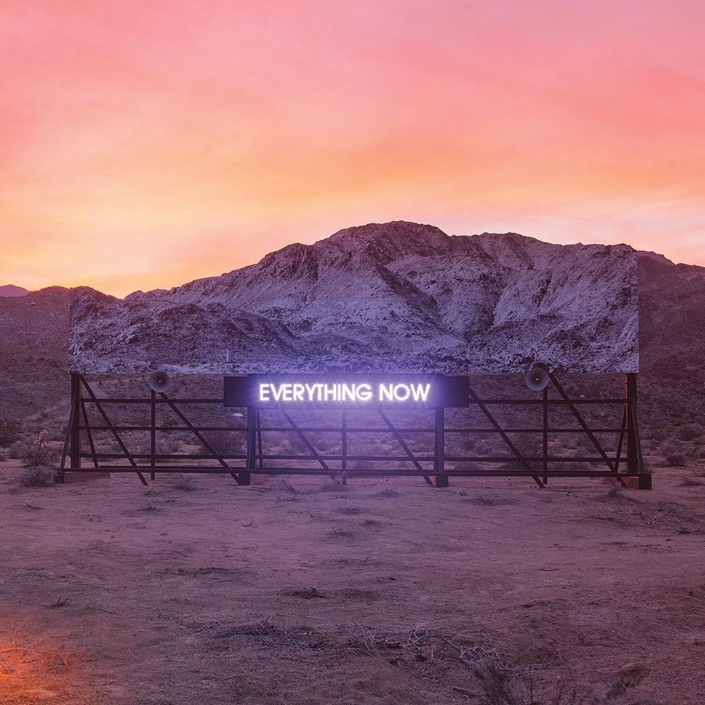 Everything Now, Arcade Fire