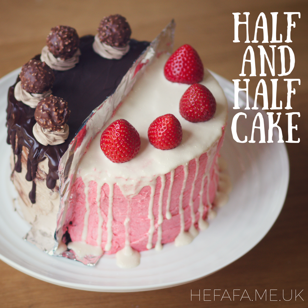 half and half cake thumbnail image