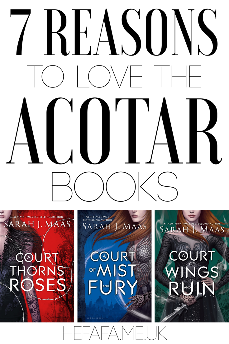 7 Reasons to Love the ACOTAR Books, header image
