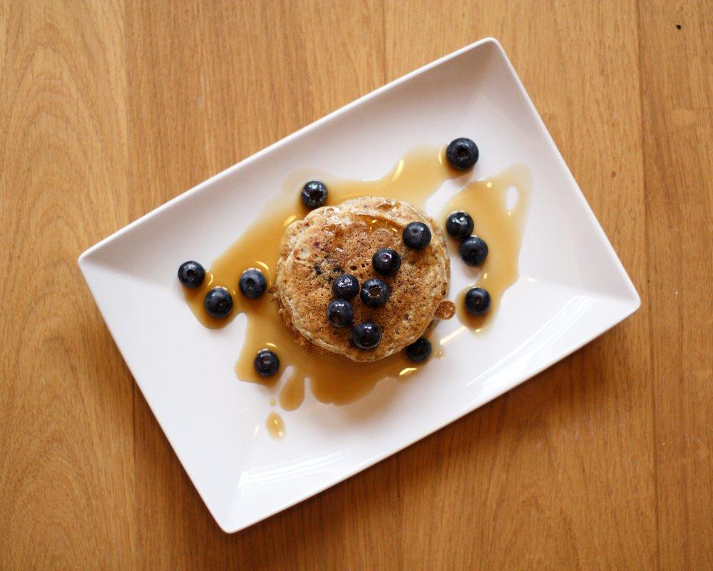 blueberry pancakes 5