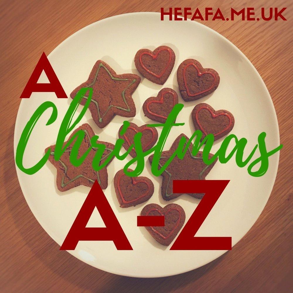 A Christmas A-Z