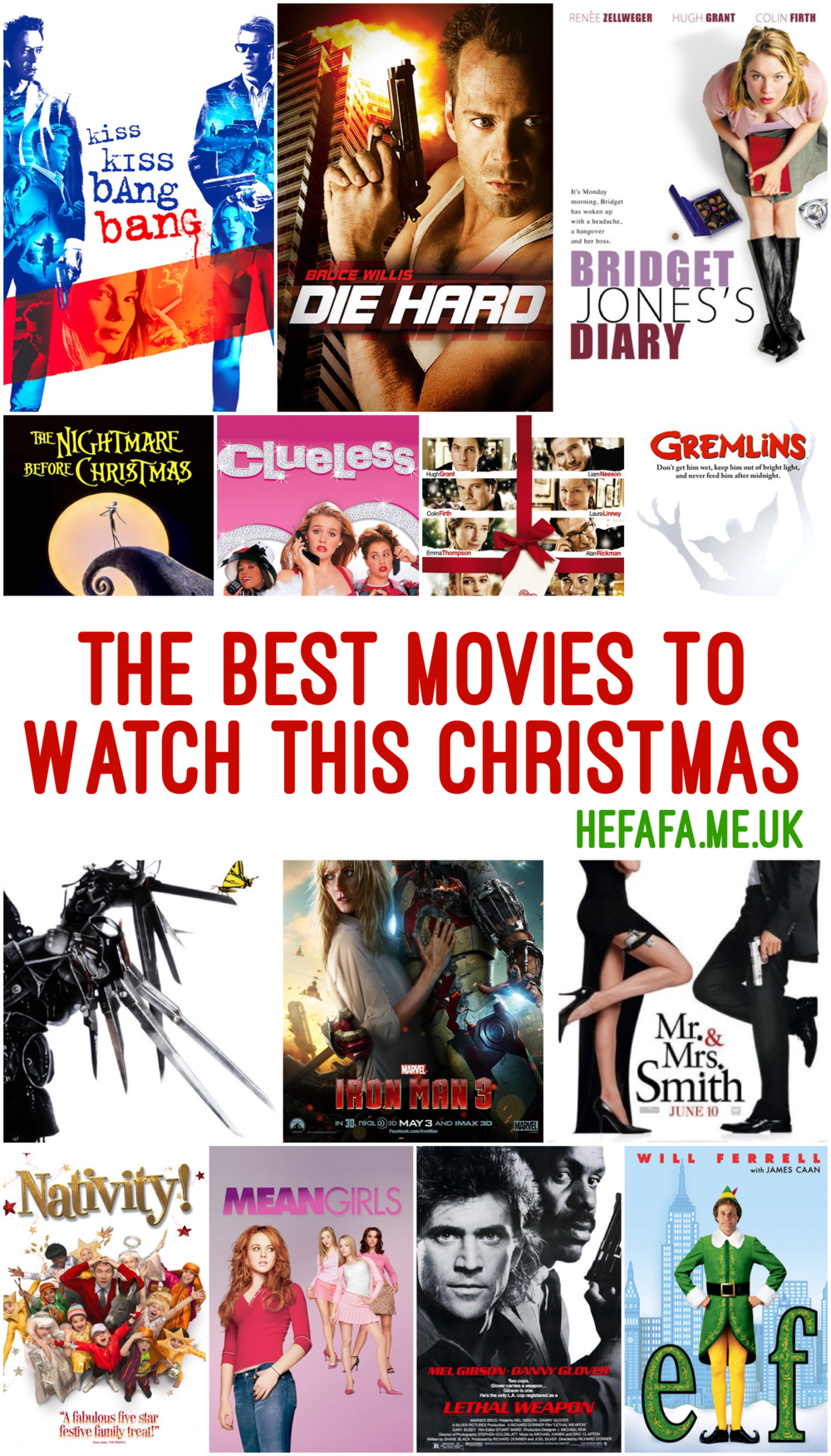 The Best Movies to Watch this Christmas - hefafa.me.uk