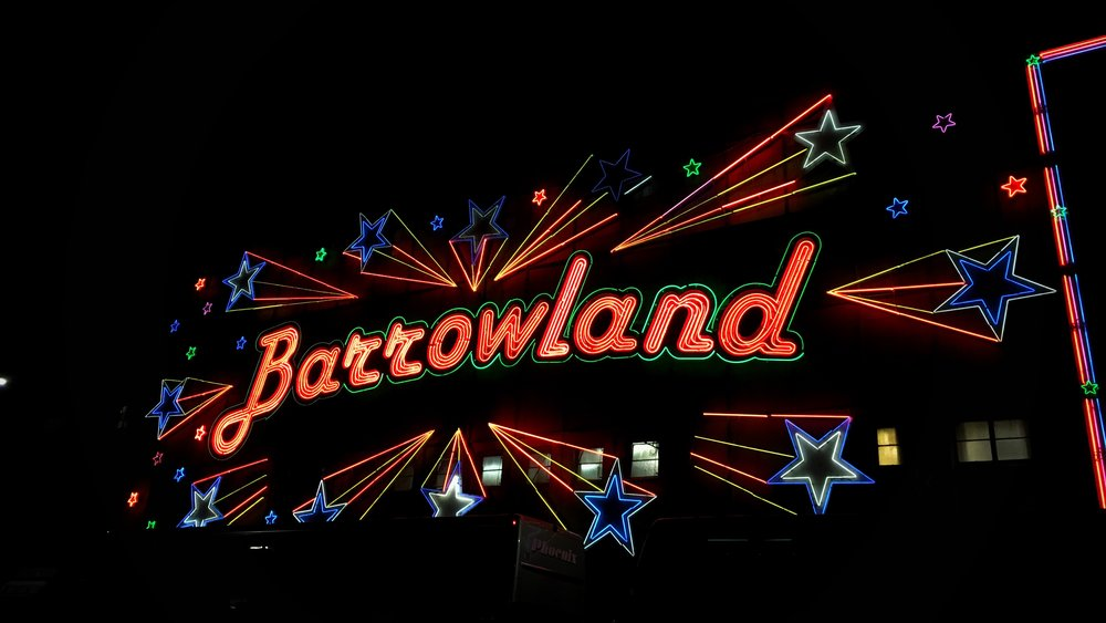 29th October - best concert I've ever been to, Clean Bandit at the Barrowland Ballroom