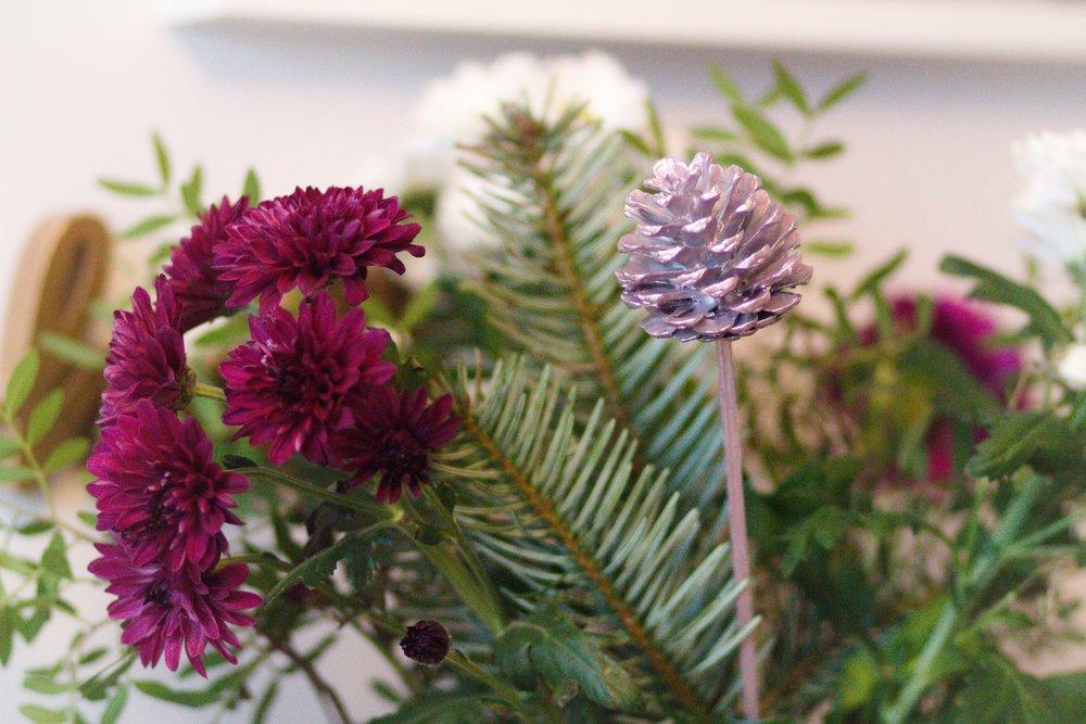 19th December - beautiful flowers from the best boyfriend